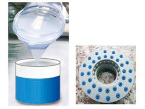 Self-adhesive Liquid Silicone Rubber