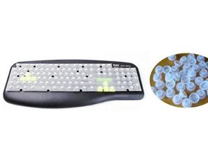 Silicone Rubber (for Computer Keyboard)
