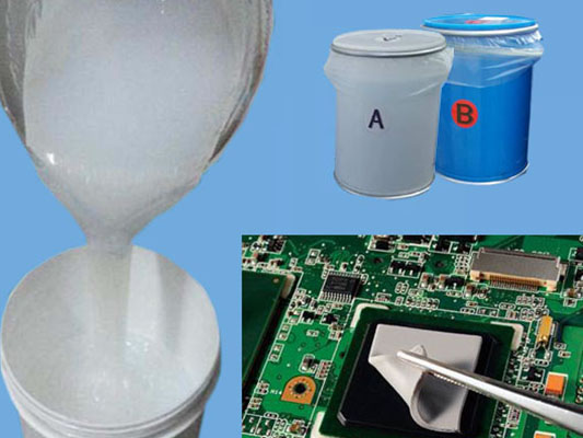 Electronic Encapsulation and Heat Sinking Silicone Gel